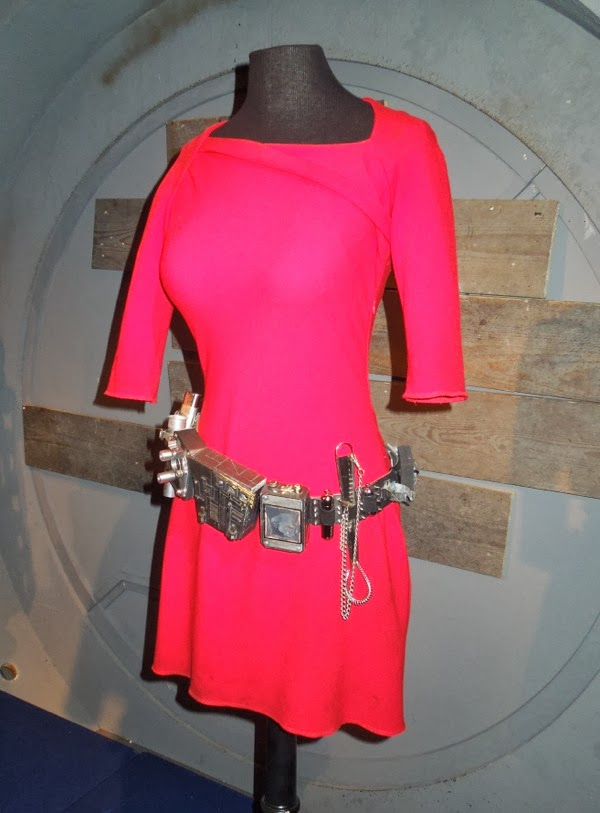 Oswin Oswald costume utility belt Asylum of Daleks Doctor Who