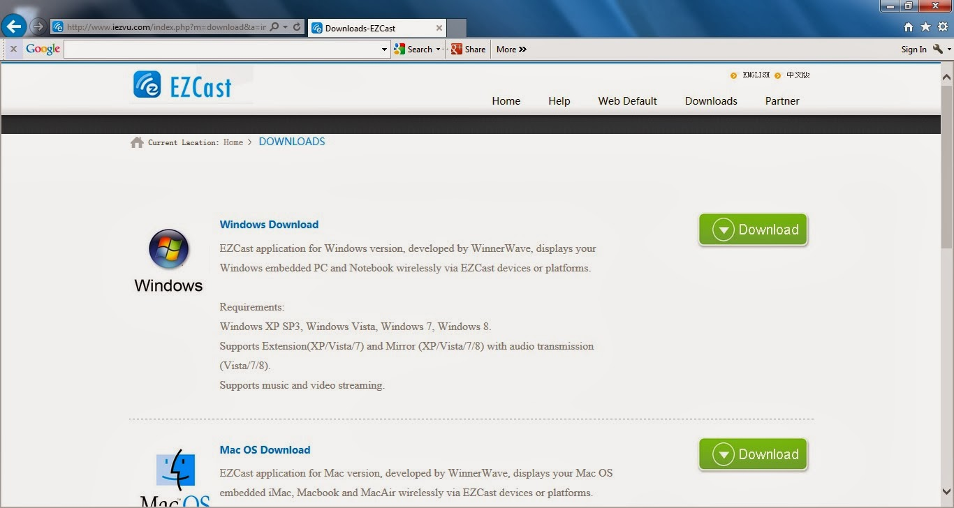 miracast screen mirroring windows 7 download