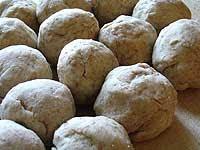 Paratha Dough Balls