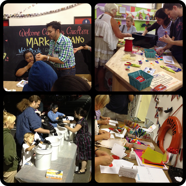 Crafting Tutorials at Crafted!