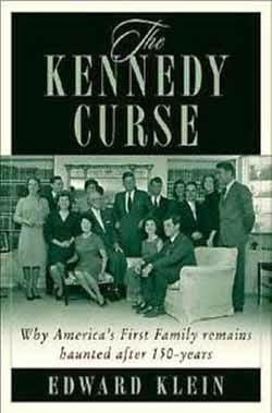 Buku tentang kutukan keluarga Kennedy