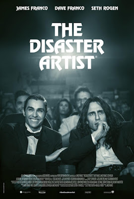 The Disaster Artist 2017 DVD R1 NTSC Latino