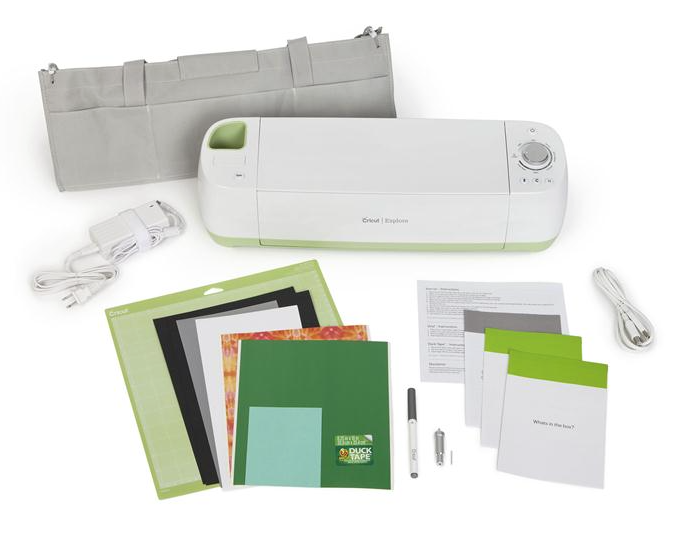 Get the Cricut Explore here