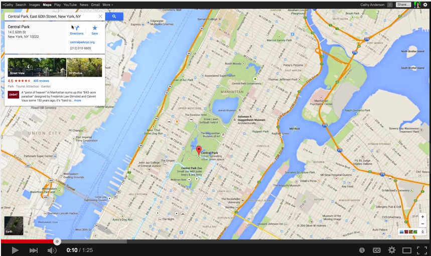 Using Google Maps in Education - Careers and Education News on
