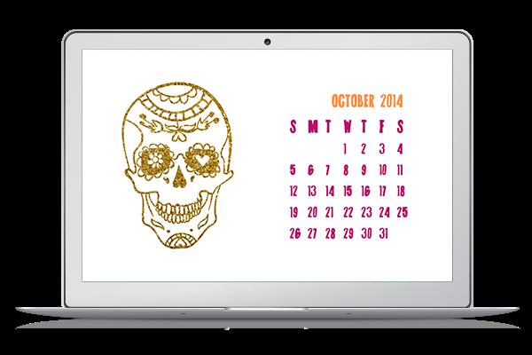 mai paper shop, halloween, desktop wallpaper, october 2014