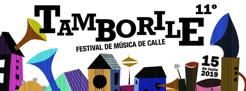 Tamborile XI Festival de Música de Calle de Mezquita de Jarque (Teruel)