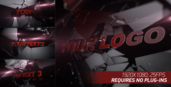 VideoHive Glass Project