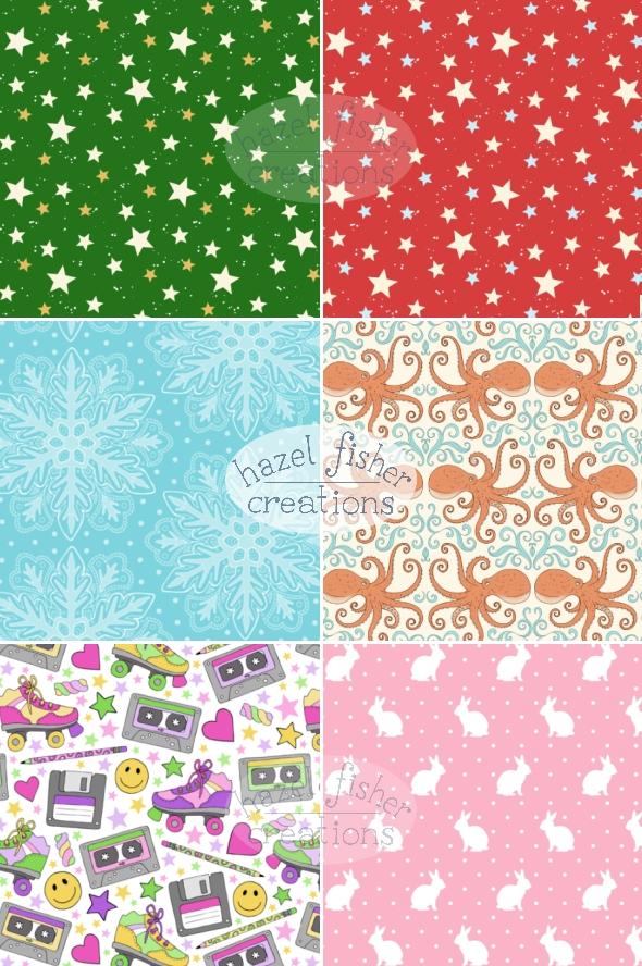 2 for 1 on Fat Quarters at Spoonflower Dragon Cut and Sew Plushie Pattern by hazelfishercreations