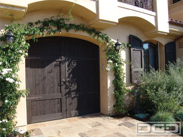 Our french inspired home european style garages and for Country style doors