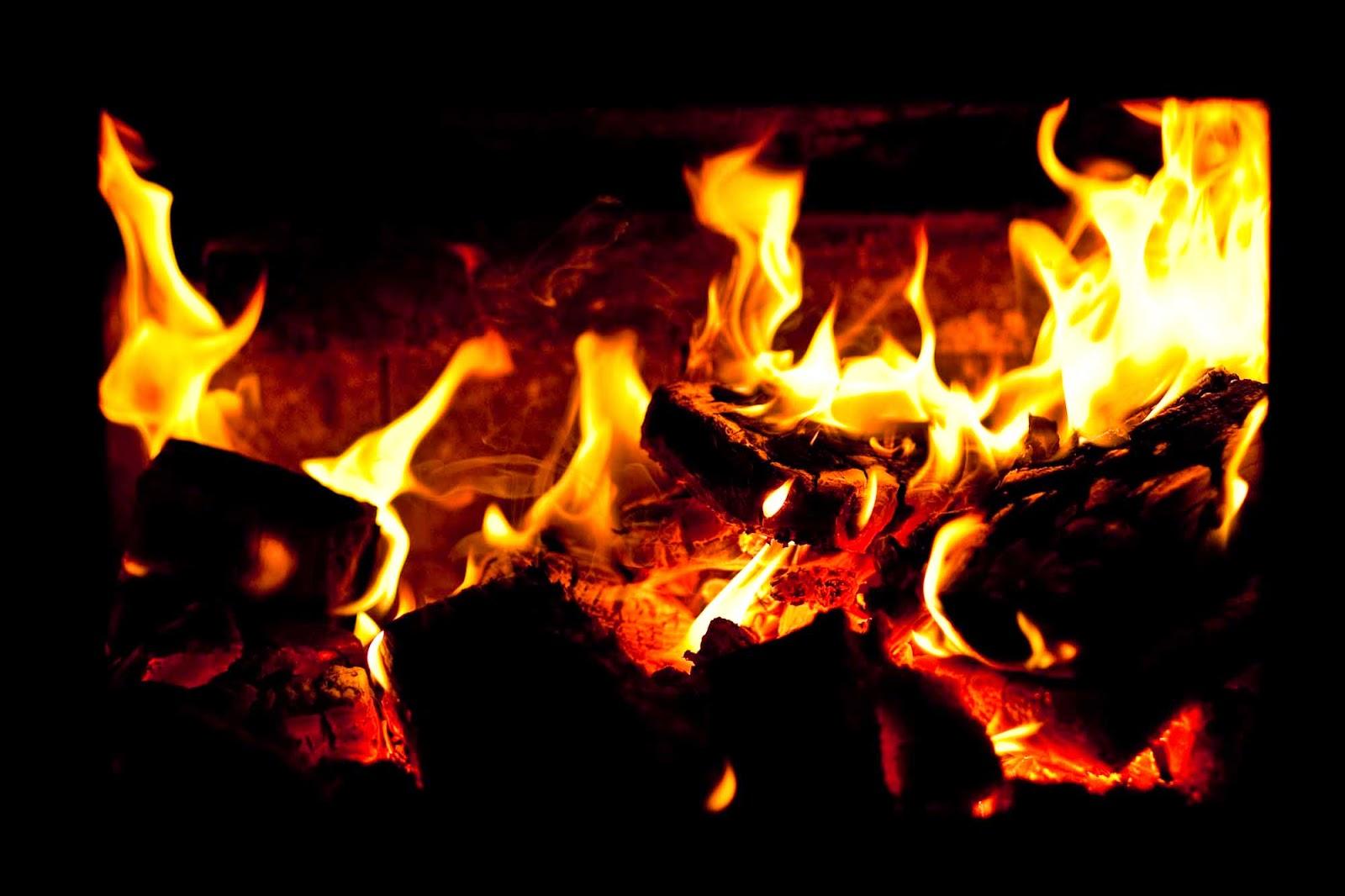 Kış Ateşi Sönmesin