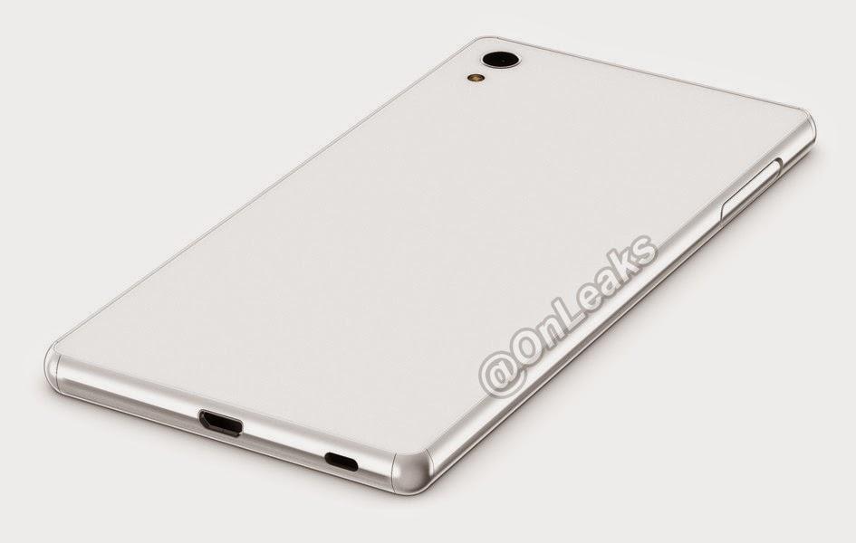 Wujud Sony Xperia Z4 beredar di dunia maya