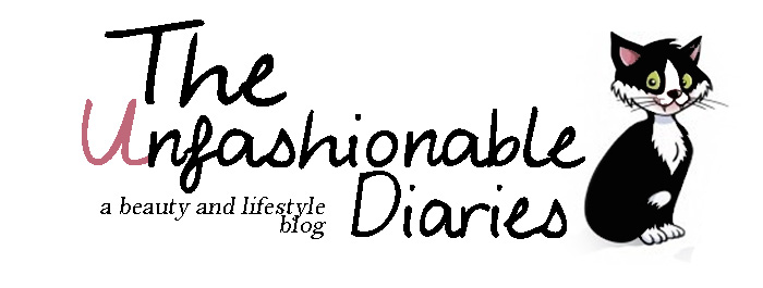 The Unfashionable Diaries