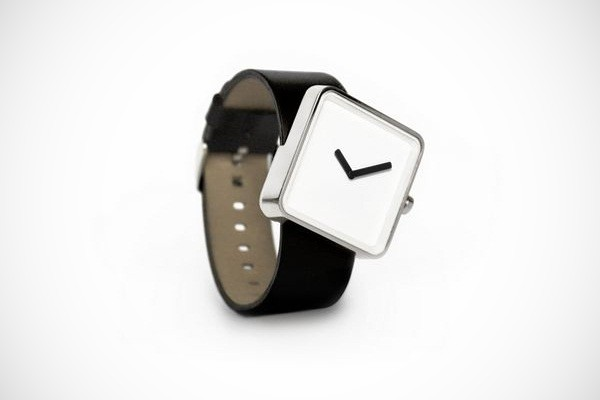 Unusual Slip Watch Design