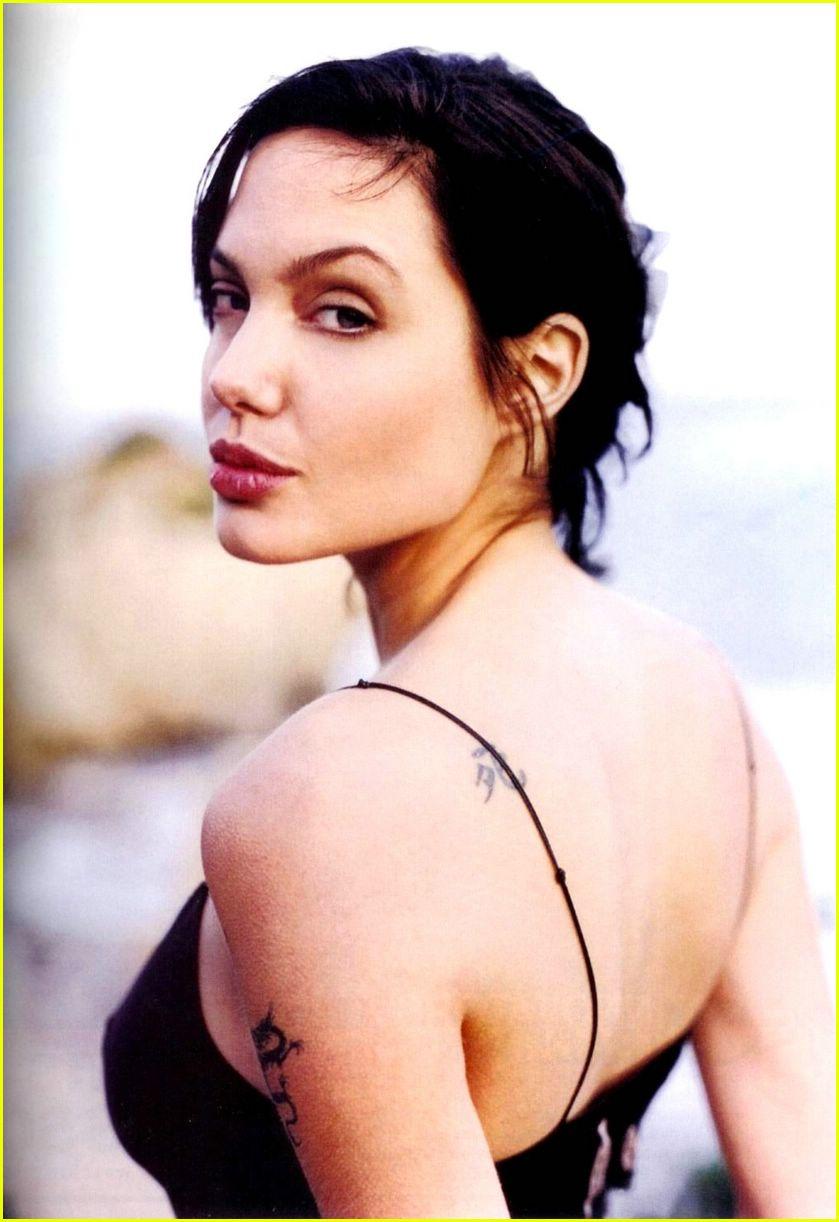 Angelina jolie pussy porn nude