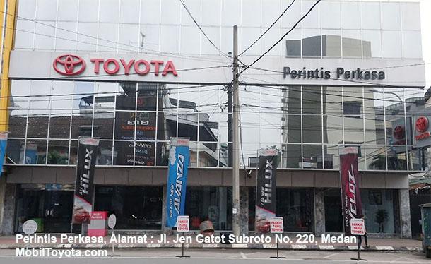 Harga Mobil Pertintis TOYOTA MEDAN, Sumatera Utara
