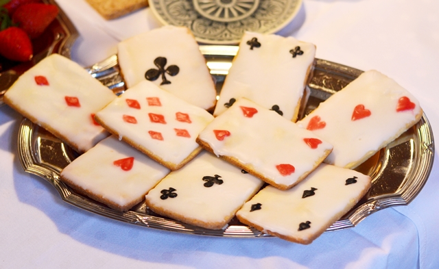 tea oarty cookie ideas