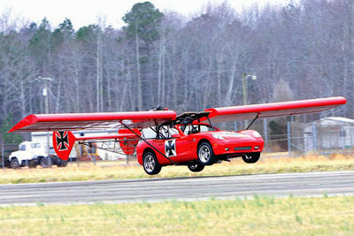 10 Best tries in a hundred years of tinkering, dreaming, and daredevil test flying