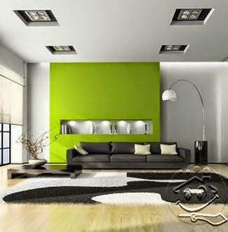 Cara Mempercantik Dinding Ruangan Keluarga