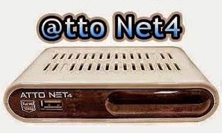Nova ATualização HD Duo Atto Net4 -- 14/04/2015
