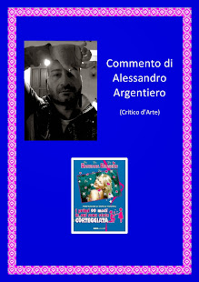 Commento di Alessandro Argentiero, Critico d'Arte