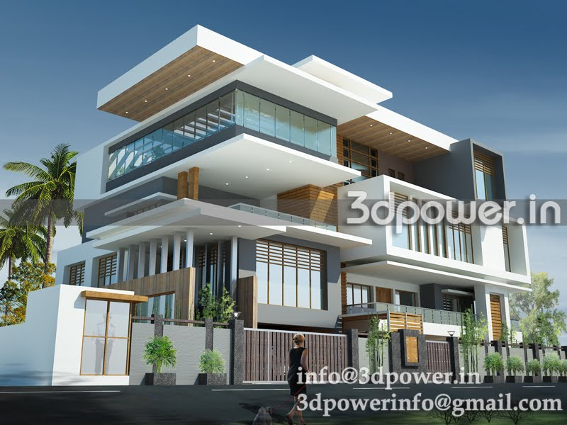 3d+exteriour+bungalow_www.3dpower.in_perspective+of+bungalow_villa_www
