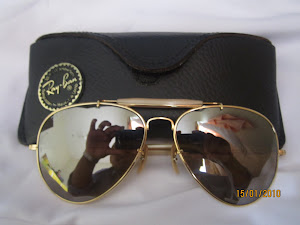 Ray Ban The General 50 (SOLD)