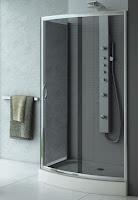 Zestaw Aquaform Lava - kabina prysznicowa