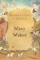 bookcover of  MANY WATERS (Wringle in Time Series #4) by  Madeleine L'Engle