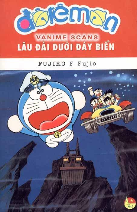 Doremon - Lau dai duoi day bien FULL thuyết minh