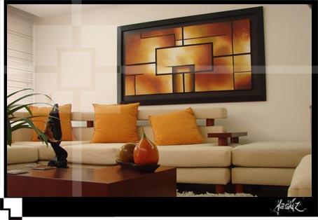 Bastidores artis insumos artisticos for Imagenes de cuadros abstractos modernos para sala
