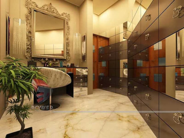 Latest 3D Bathroom Interior Design