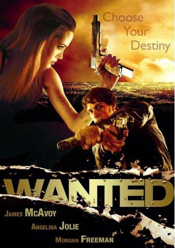 Wanted (2008) BluRay 720p Full Movie + Subtitle Indonesia