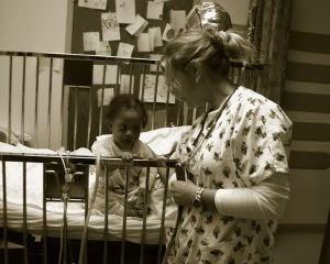 trabajo de auxiliar de enfermería en madrid