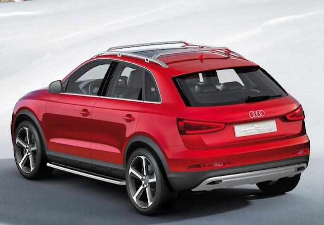 2012 Audi Q3 Vail Concept,2012 audi q3,audi q3 2012,concept vehicles 2012