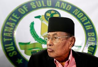 Sultan Sulu, Sultan Jamalul Kiram III