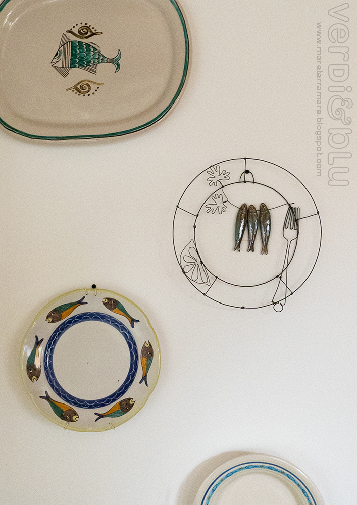 pesci ceramica