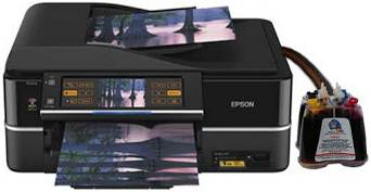 Epson TX800FW Resetter Download