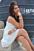Ashwini latest sizzling photos in white-thumbnail-20