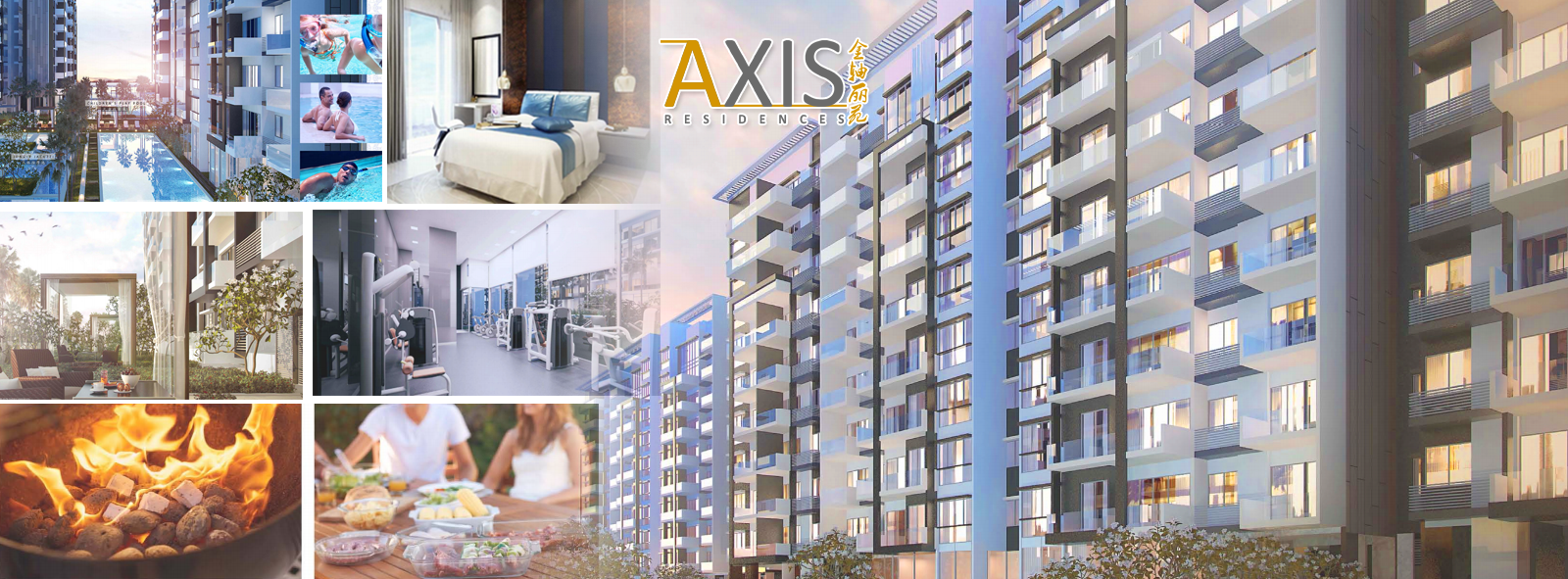 Axis Residences - new condominium  in Phnom Penh Cambodia