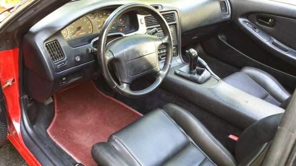 Original 1991 Toyota Mr2 Turbo Auto Restorationice