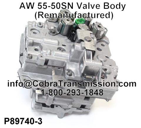 aisin warner aw55-50sn transmission