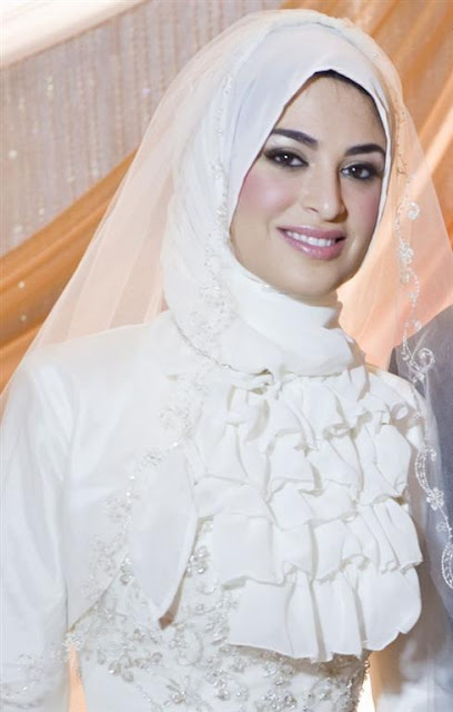Islamic Wedding hijab Trends