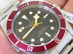TUDOR BLACK BAY BLACK DIAL 41mm MATT BURGUNDY BEZEL 79230R-AUTOMATIC TUDOR MT5602-RIVET STEEL BRACE