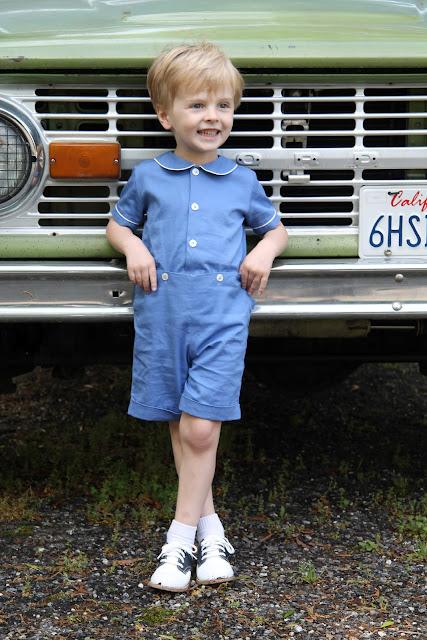 Kayce Hughes Children's Clothes
