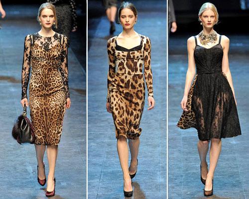 modnue platya dg05 Модні сукні від Dolce & Gabbana