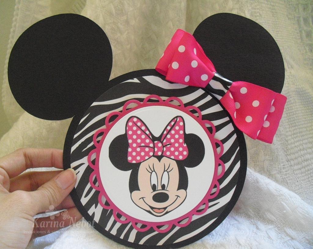 de Minnie Mouse, celebrado en la ciudad de Santo Domingo.