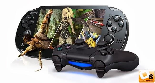 PlayStation 4 และ PSVITA