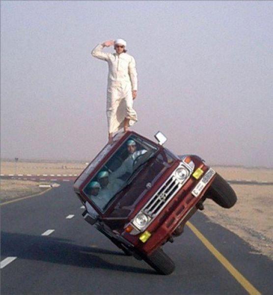 Arabs Like a Boss
