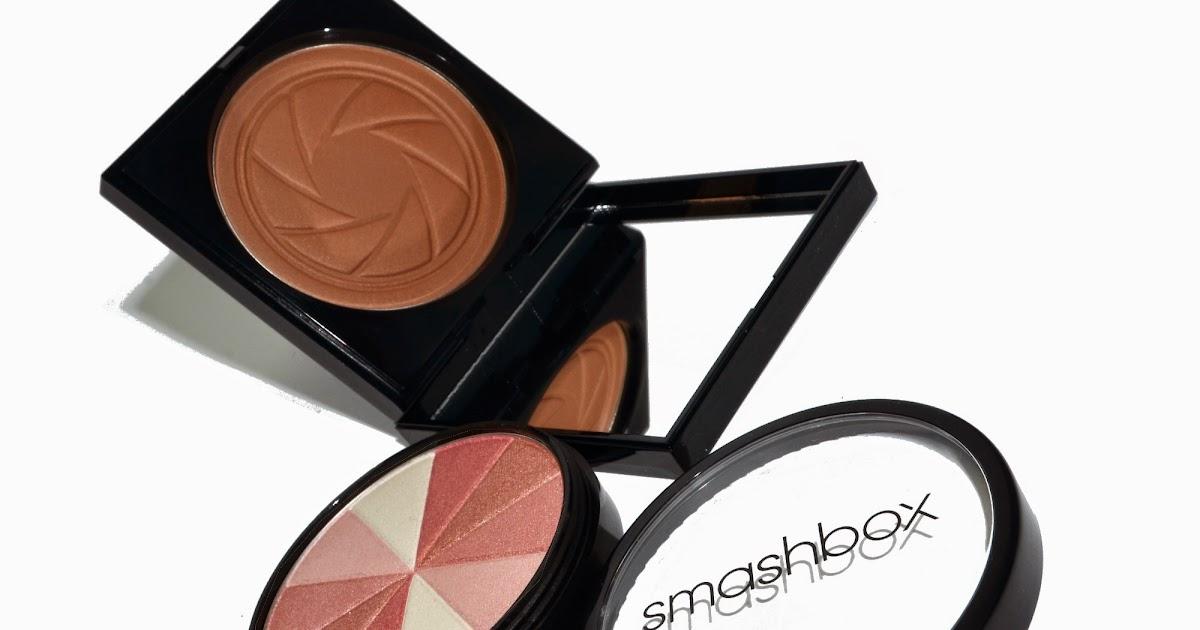 Smashbox Bronze Lights Deep Matte And Fusion Softlights