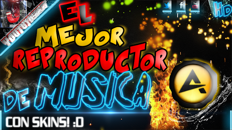 EL MEJOR REPRODUCTOR DE MUSICA AIMP 4 | 2015